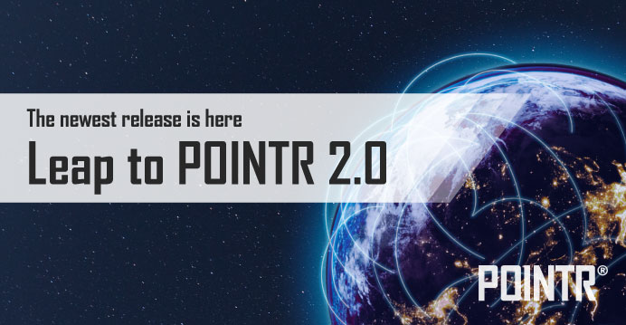 POINTR 2.0 is Here!